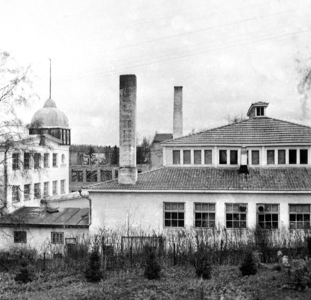 Bauerin silkkitehdas