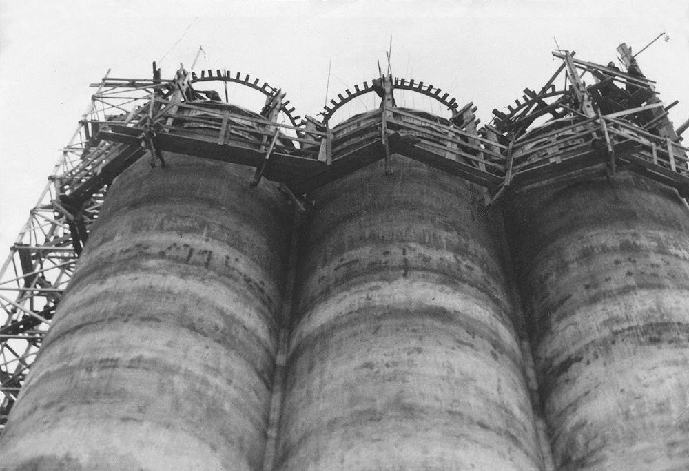 Myllyn rakennus