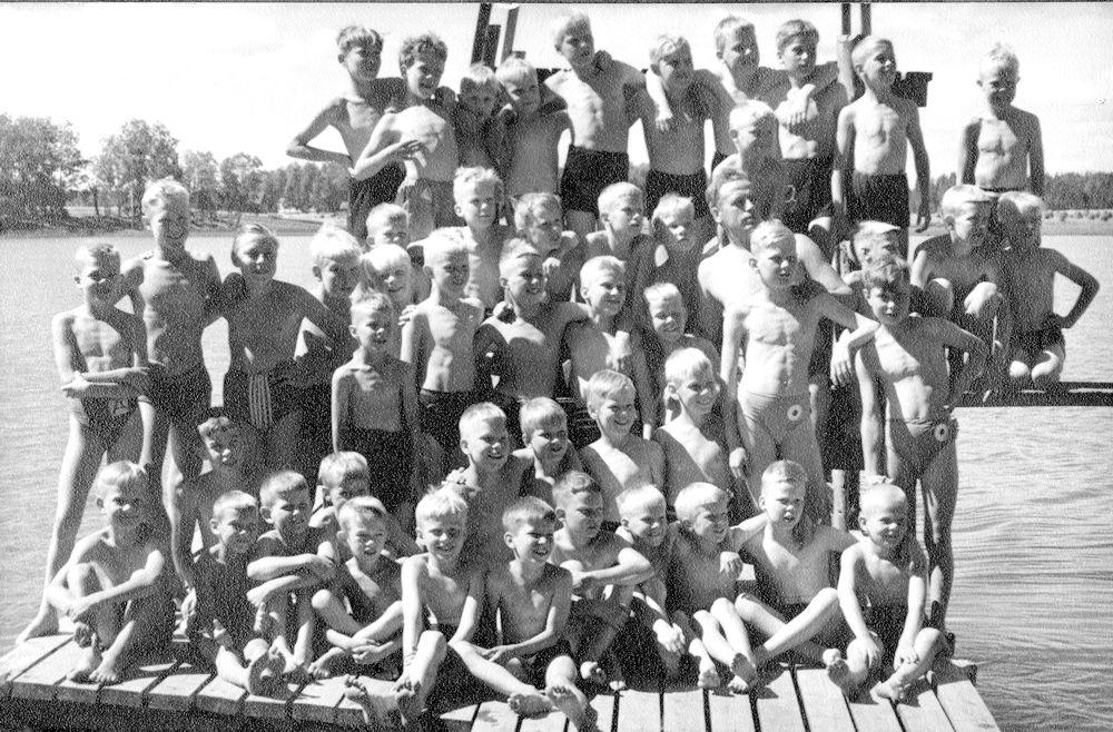 uimakoulu 1953