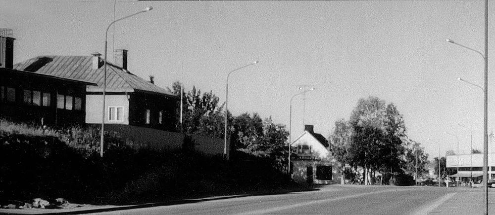 Helsingintietä etelään