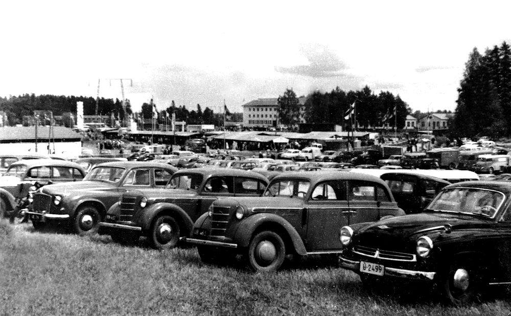 Maatalousnäyttely 1957