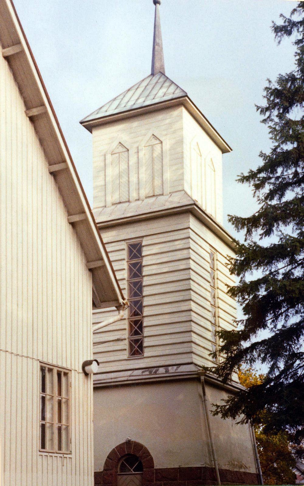 Huopalahden kirkko