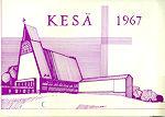 1967kesä