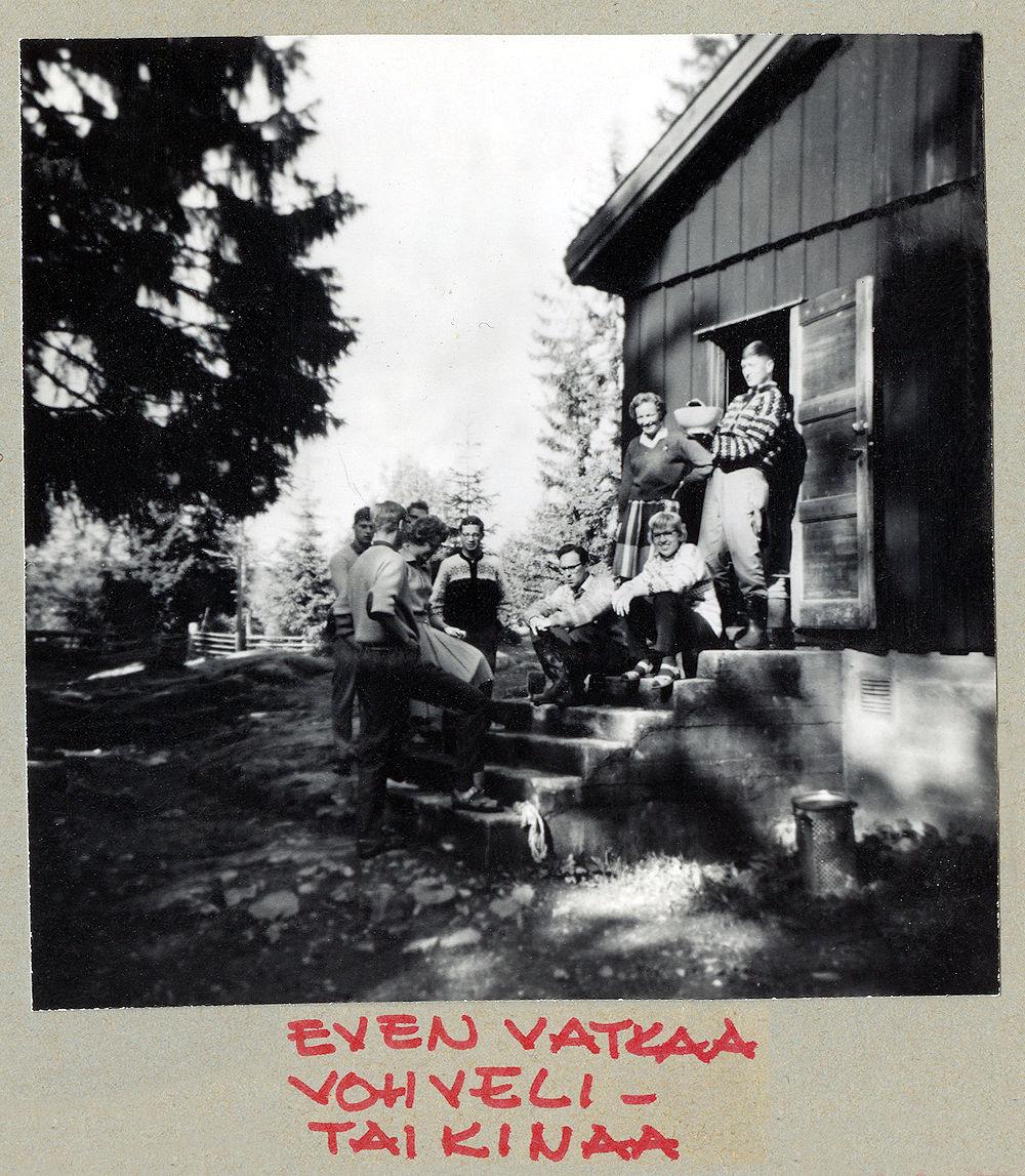 1962 nordmarka