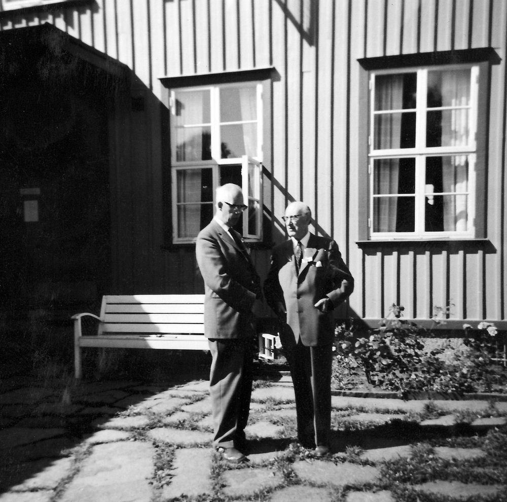 Orvokki Norjassa 1962